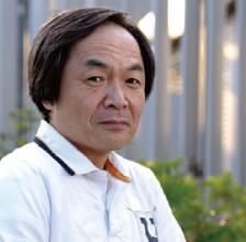 環境・設計研究室 教授 清水泰博