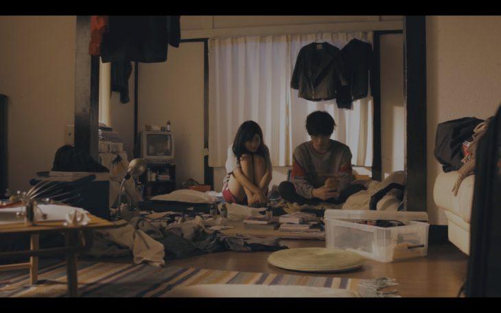 シンガーソングライター阪本奨悟のデビューシングル『鼻声』のMV 抜粋