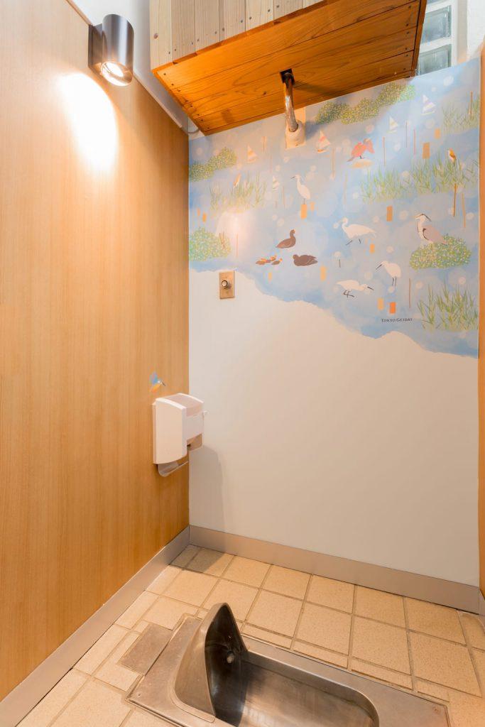 改修後のトイレ内装 (3)