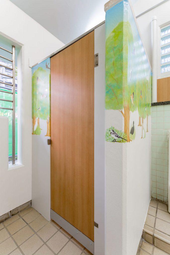 改修後のトイレ内装 (4)